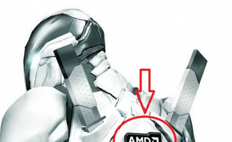 Рабочая частота новых процессоров AMD FX равна 5 ГГц