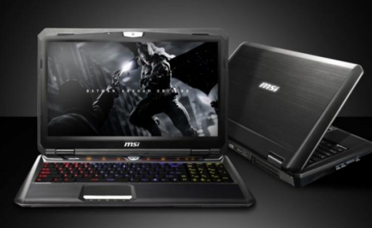 MSI выпустила первый в мире игровой ноутбук с поддержкой 3K разрешения