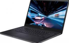 Asus Zenbook Pro 15 - легкое устройство с процессором Core i9 и экраном 4K