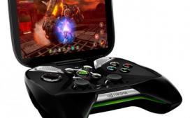 #CES   Project Shield: Игровая консоль NVIDIA на базе Tegra 4