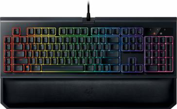 Razer представила игровую механическую клавиатуру BlackWidow Chroma V2
