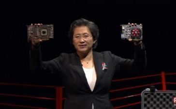 AMD показала Radeon RX 470 и Radeon RX 460