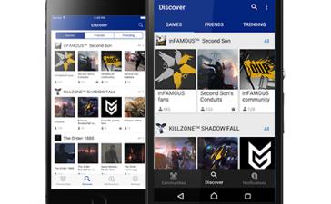 Sony выпустила приложение «Сообщества PlayStation» для Android и iOS