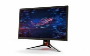 ASUS представила геймерский монитор ROG Swift PG27UQ на квантовых точках