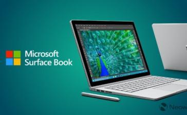 Топовый Microsoft Surface Book появился в продаже