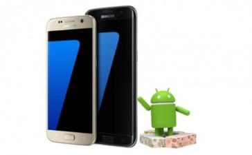 Смартфоны и планшеты Samsung Galaxy, для которых готовится обновление до Android 7.0 Nougat
