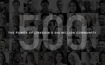 Цифра дня: В LinkedIn зарегистрированы более 500 миллионов человек