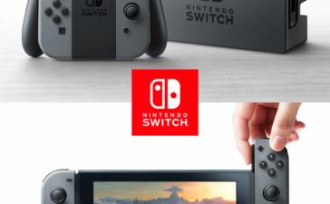 В Nintendo Switch одновременно будет задействован только один экран