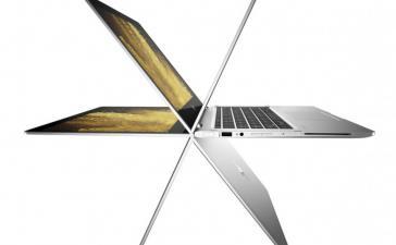CES 2017: Ноутбук-перевертыш HP EliteBook x360 предназначен для бизнес-пользователей
