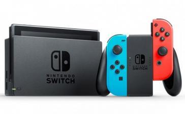 Nintendo Switch поддерживает SD-карты объемом до 2 ТБ