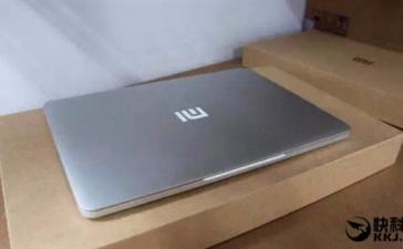 Ноутбук Xiaomi засветился на фото