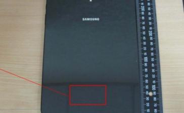 Регулятор опубликовал живые фото Samsung Galaxy Tab S3