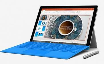 Планшет Microsoft Surface Pro 5 получит процессоры Intel Kaby Lake и увеличенный накопитель