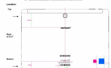 FCC подтвердила параметры планшета Samsung Galaxy TabPro S2