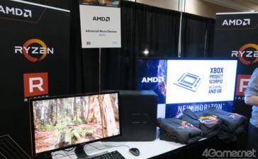 CES 2017: В Xbox Scorpio могут использоваться Vega и Ryzen от AMD