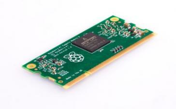 Raspberry Pi Compute Module стал в десять раз мощнее