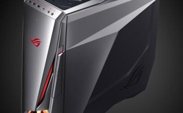 ASUS представила геймерский ПК ROG GT51CA с оверклокерским смарт-браслетом