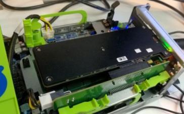 Intel показал SSD Optane на 3D XPoint емкостью 140 ГБ
