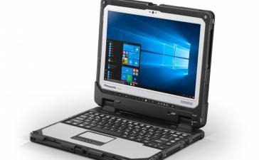 Прочный гибридный планшет Panasonic Toughbook CF-33 получил 2K-дисплей