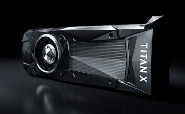 NVIDIA представила флагманскую видеокарту Titan X на базе Pascal