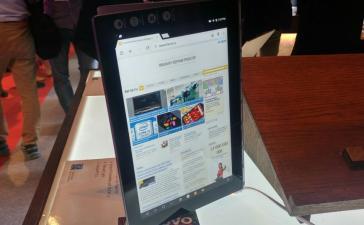 IFA 2016:  Lenovo представила компактный Yoga Book для заметок