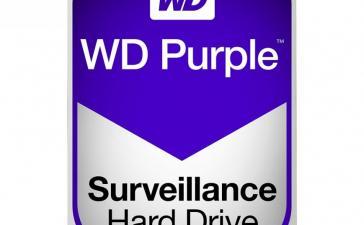 Western Digital выпустила жесткий диск серии WD Purple объемом 10 ТБ