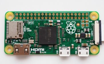 Пятидолларовый микро-ПК Raspberry Pi Zero получил поддержку камеры