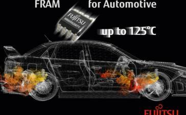 Fujitsu представляет память FRAM