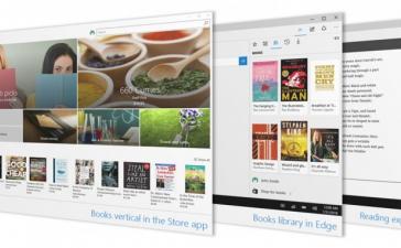 Microsoft тестирует книжный магазин в Windows 10