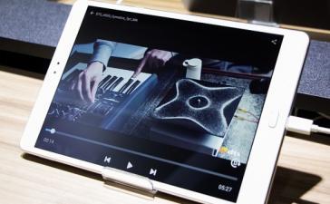 Планшет ASUS ZenPad 3S 10 отличается тонкостью