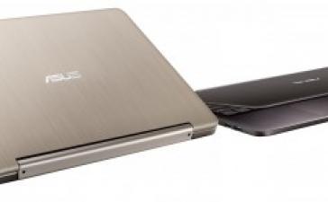 ASUS выпускает ноутбук-трансформер VivoBook Flip TP201