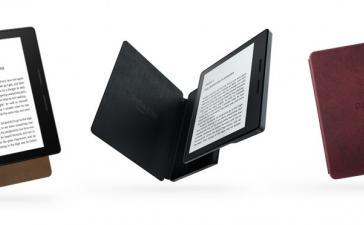 Kindle Oasis стал самым тонким и легким ридером Amazon