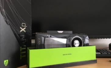 NVIDIA Titan Xp показывает результаты в тестах