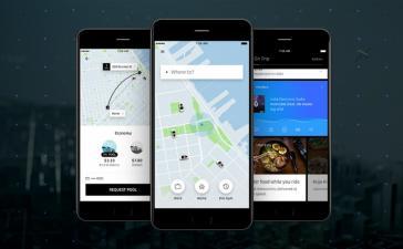 Uber перезапустил приложение для пассажиров