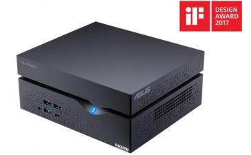 ASUS выпускает мини-ПК VivoMini VC66R и VivoMini VC66