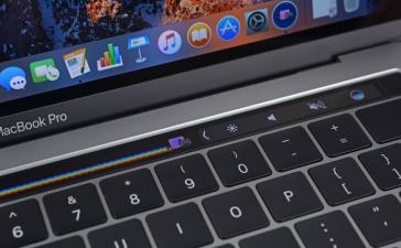 MacBook Pro с OLED-тачбаром признали непригодным для ремонта