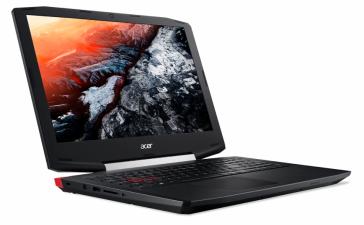 CES 2017: Геймерский ноутбук Acer Aspire VX 15 оценен в $799