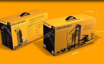 Computex 2016: из конструктора AeroCool DreamBox можно сделать корпус и вешалку
