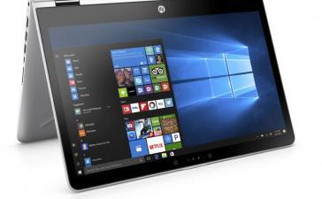 HP обновила серию ноутбуков-перевертышей Pavilion x360