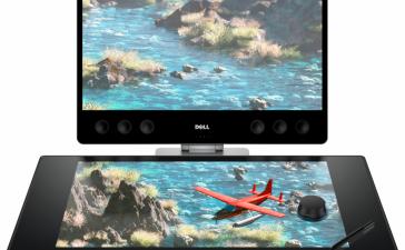 CES 2017: Dell представила свой Surface Studio без ПК