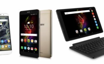 IFA 2016: показаны смартфон и планшеты Alcatel POP 4 от 6 до 10 дюймов