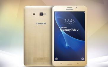 7-дюймовый недорогой Samsung Galaxy Tab J представлен официально