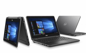 Dell представила перевертыш и обычные ноутбуки Latitude для школьников и студентов