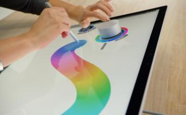 Microsoft выпустила манипулятор Surface Dial