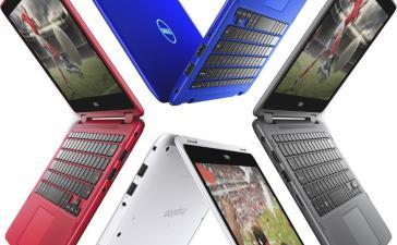 Dell представила ноутбуки-перевертыши серии 5000 и 3000 в России