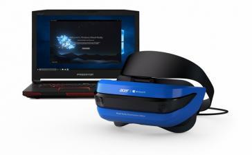 Microsoft выпускает комплект Windows Mixed Reality от Acer