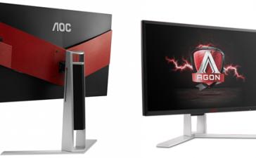 AOC представила первый 4К-монитор серии AGON