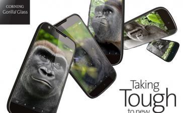 Защитное стекло Corning Gorilla Glass 5 выдержит падение с