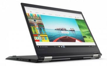 Ноутбук-перевертыш Lenovo ThinkPad Yoga 370 поддерживает Thunderbolt 3