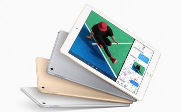 Apple представила свой самый доступный iPad